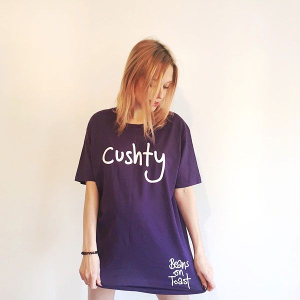 Cushty T-shirt