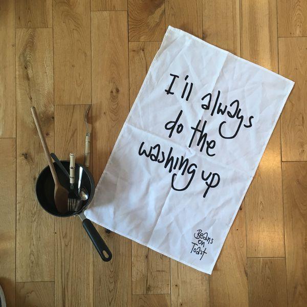 I'll Always Do The Washing Up